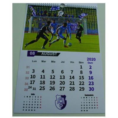 CALENDAR FC ARGES 2021