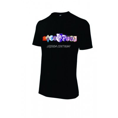 "T SHIRT ""LEGENDA CONTINUA"""
