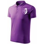 Tricou Polo Violet